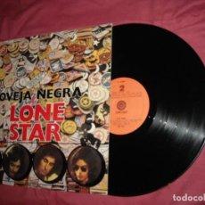Discos de vinilo: LONE STAR LP OVEJA NEGRA SPA PROG 1979 VER FOTOS. Lote 118659023