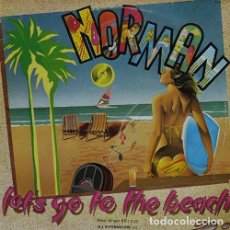 Dischi in vinile: NORMAN - LET'S GO TO THE BEACH - DISCOS GAMES - DG-1206 - SPAIN . Lote 118660771
