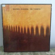 Discos de vinilo: RAFAEL RIQUENI - MI TIEMPO LP MUSICA VINILO FLAMENCO. Lote 118679231