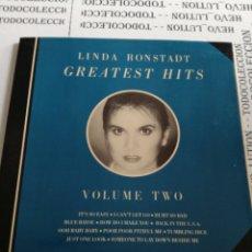 Discos de vinilo - Linda Ronstadt greatest hits volume two - 139493510