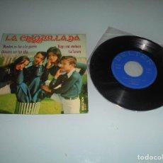 Discos de vinilo: LA CHIQUILLADA - EP 1973 - TENGO UNA MUÑECA + QUISIERA SER TAL ALTA + 2. Lote 118711987
