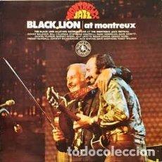 Discos de vinilo: BLACK LION ALLSTARS - BLACK LION AT MONTREUX (LP, ALBUM) LABEL:DISCOPHON CAT#: 4286 . Lote 118720967