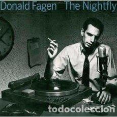 Discos de vinilo: DONALD FAGEN - THE NIGHTFLY (LP, ALBUM) LABEL:WARNER BROS. RECORDS, WARNER BROS. RECORDS CAT#: 92.3. Lote 118727163