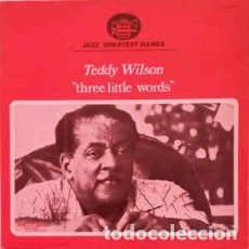 Discos de vinilo: TEDDY WILSON, MILTON HINTON*, OLIVER JACKSON - JAZZ GREATEST NAMES (LP, ALBUM) LABEL:BELTER CAT#: L. Lote 118731303