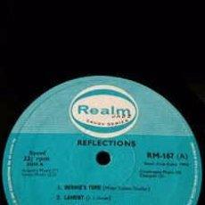 Discos de vinilo: J.J. JOHNSON, KAI WINDING - REFLECTIONS (LP, COMP, MONO, RE) LABEL:REALM, REALM CAT#: RM 167, RM-16. Lote 118731871