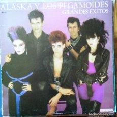 Discos de vinilo: ALASKA Y LOS PEGAMOIDES / GRANDES ÉXITOS.. Lote 118731907