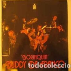Discos de vinilo: BUDDY DE FRANCO* - BORINQUIN (LP, ALBUM) LABEL:DISCOPHON CAT#: (S) 4357 . Lote 118732419
