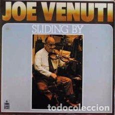 Discos de vinilo: JOE VENUTI - SLIDING BY (LP, ALBUM) LABEL:DISCOPHON CAT#: S 4359 . Lote 118732675