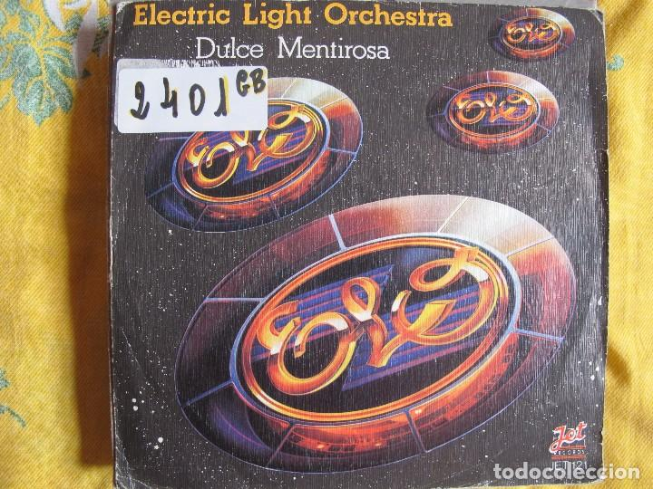 Electric Light Orchestra Sweet Talkin Woman Buy Vinyl Singles Pop Rock International Of The 70s At Todocoleccion 118734119