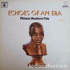 Discos de vinilo: PHINEAS NEWBORN TRIO - ECHOES OF AN ERA (2XLP, COMP, GAT) LABEL:MARFER, ROULETTE RECORDS, INC. CAT#. Lote 118734423