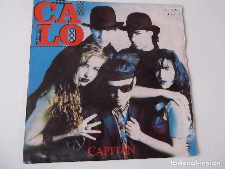 CALO - CAPITÁN (Música - Discos - Singles Vinilo - Grupos Españoles de los 90 a la actualidad)