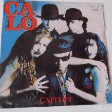 Discos de vinilo: CALO - CAPITÁN. Lote 118741895