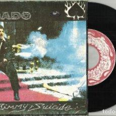 Discos de vinilo: EL LEGADO SINGLE JIMMY SUICIDE 1992. Lote 118744147