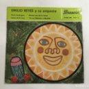 Discos de vinilo: EMILIO REYES Y SU ORQUESTA PORUNSWICK REF 10720 DE DECCA , MAGNÍFICO SIN USAR. Lote 118749615