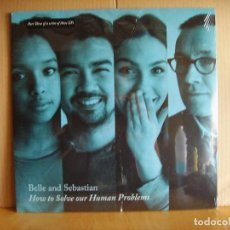 Discos de vinilo: BELLE AND SEBASTIAN ------ HOW TO SOLVE OUR HUMAN PROBLEMS - PART THREE - NUEVO. Lote 118774867