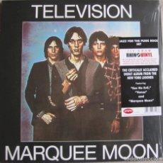 Discos de vinilo: TELEVISION: MARQUEE MOON. OBRA MAESTRA DEL PUNK DE NEW YORK. TOM VERLAINE Y RICHARD LLOYD. Lote 118780247