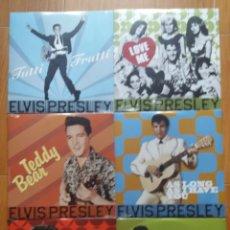 Discos de vinilo: LOTE 6 LPS ELVIS PRESLEY PRECINTADOS 180 G.. Lote 118806280