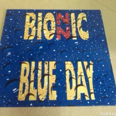 Discos de vinilo: BIONIC - BLUE DAY. Lote 118816988