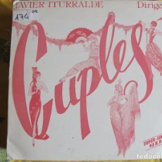 Discos de vinilo: MAXI - JAVIER ITURRALDE - DIRIGE CUPLES (PROMO ESPAÑOL, HISPAVOX 1985). Lote 118822299
