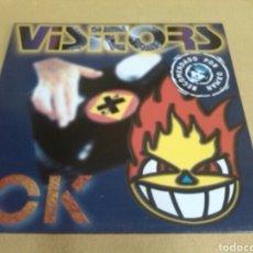 Discos de vinilo: VISITORS - OK. Lote 118823152