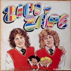 Discos de vinilo: ZIPI Y ZAPE : ZIPI Y ZAPE [ESP 1981]. Lote 118823263
