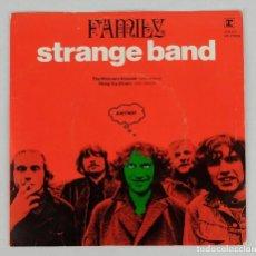 Discos de vinilo: DISCO VINILO FAMILY STRANGE BAND AÑOS 70. Lote 118823815