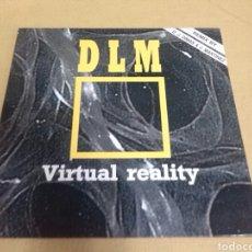 Discos de vinilo: DLM - VIRTUAL REALITY. Lote 118824306