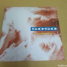 Discos de vinilo: SOSA - ACCELERATOR. Lote 118825243