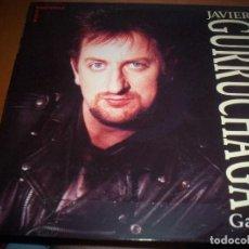 Discos de vinilo: JAVIER GURRUCHAGA, GANARÉ. EDICION CBS DE 1990. . Lote 118843775
