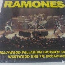 Discos de vinilo: RAMONES - HOLLYWOOD PALLADIUM -. Lote 118882375