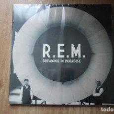 Discos de vinilo: R.E.M. DREAMING IN PARADISE. DOBLE LP GATEFOLD, NUEVO. Lote 118893551