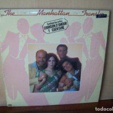 Discos de vinilo: THE MANHATTAN TRANSFER - COMING OUT - LP 1978. Lote 118898455