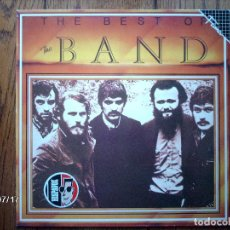 Discos de vinilo: THE BAND - THE BEST OF THE BAND . Lote 118926547