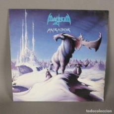 Discos de vinilo: LP VINILO HEAVY METAL. MAGNUM - MIRADOR. 1985. Lote 118929683