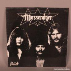 Discos de vinilo: LP VINILO HEAVY METAL. MESSENDGER. 1983. Lote 118934011