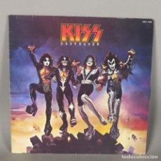 Discos de vinilo: LP VINILO HEAVY METAL. KISS - DESTROYER. . Lote 118935411