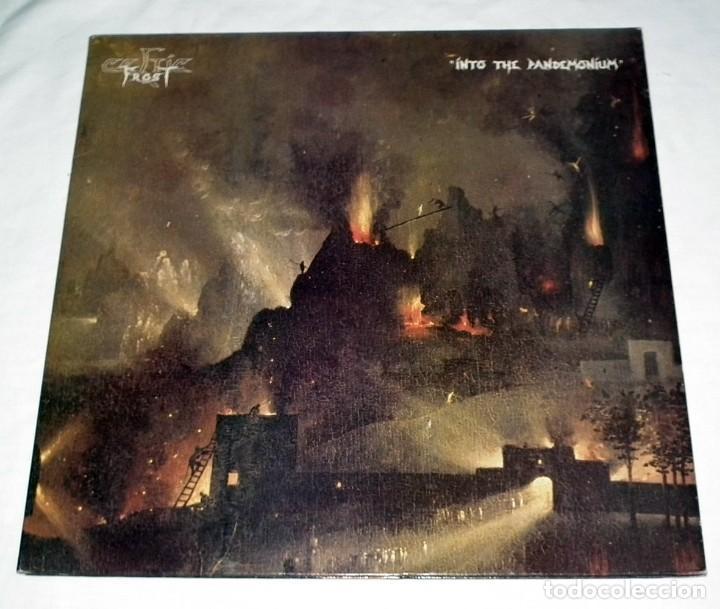 LP CELTIC FROST - INTO THE PANDEMONIUM (Música - Discos - LP Vinilo - Heavy - Metal)
