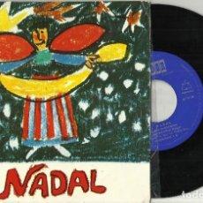 Discos de vinilo: CORO INFANTIL LA TREPA EP NADAL : LES DOTZE VAN TOCANT + 3 1972. Lote 118954031