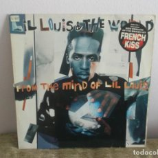 Discos de vinilo: LIL LOUIS & THE WORLD - FROM THE MIND OF LIL LOUIS LP MUSICA VINILO . Lote 118957091