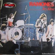 Discos de vinilo: RAMONES: IT´S ALIVE. TODO UN CLÁSICO DEL PUNK U.S.A. EDICIÓN DE LUJO NUMERADA. Lote 118965119