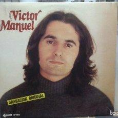 Discos de vinilo: VICTOR MANUELLPSAEF SL-2032. Lote 118972019