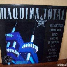 Discos de vinilo: MAQUINA TOTAL - LP VOLUMEN 2 - LP 1991. Lote 123205948