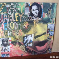 Discos de vinilo: ZIGGY MARLEY AND THE BRIGHT DAY - MELODY MAKERS - LP 1989. Lote 118991767