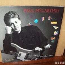 Discos de vinilo: PAUL MCCARTNEY - ALL THE BEST - DOBLE LP CARPETA ABIERTA 1987. Lote 118993055