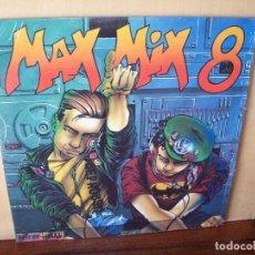 Discos de vinilo: MAX MIX 8 - DOBLE LP 1989. Lote 118997323