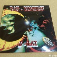 Discos de vinilo: DAT-KONTROL - D-LAY. Lote 119009418