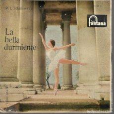 Discos de vinilo: DISCO LA BELLA DURMIENTE. Lote 119030639