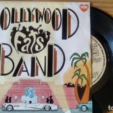 Disques de vinyle: SINGLE (VINILO) -PROMOCION-DE HOLLYWOOD FAST BAND AÑOS 80. Lote 119041527