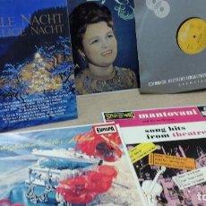 Discos de vinilo: LOTE DE DISCOS EN VINILO . MÚSICA CLÁSICA. Lote 119051227