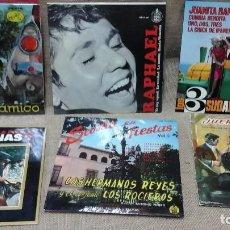 Discos de vinilo: LOTE DE EPS DE MÚSICA POP AÑOS60 .. Lote 119051735